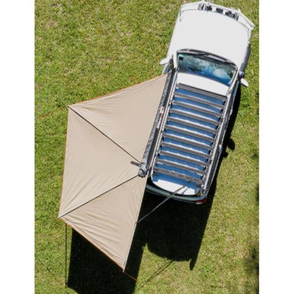 OZTent Toldo lateral Foxwing 180º lado derecho